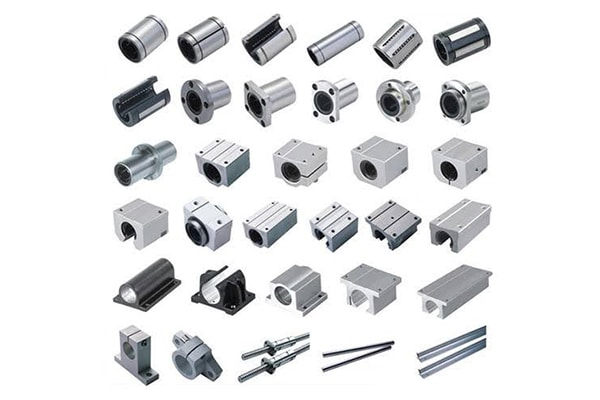 Linear Bearings ( HL & 9kbc Brand ) Supplier, Dealer and Distributor in Vadodara, Surat, Rajkot, Bharuch, Jamnagar